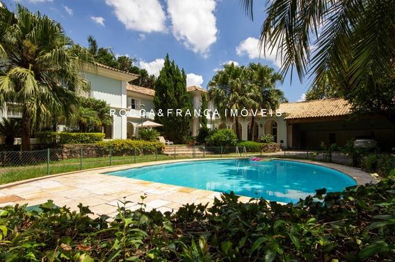 Casa Com Piscina No Morumbi - Ca00206