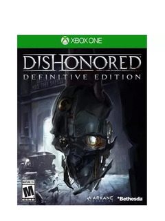 Xbox One Juego Dishonored Definitive Edition + Envío Gratis!