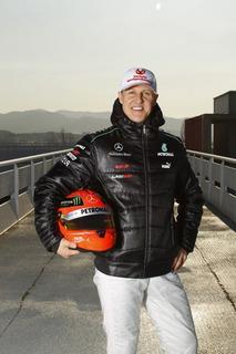Chamarra Puma Amg Mercedes F1 Lewis Hamilton Schumacher