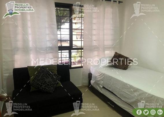 Alquiler Temporal De Apartamentos En Medellin Cod: 5079