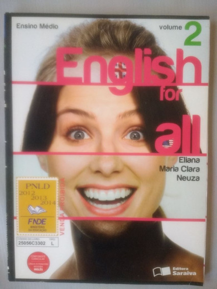 English For All Vol.2 + Cd