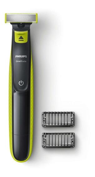 Afeitadora Philips Qp2521/10 Recorta Modela Afeita 2600