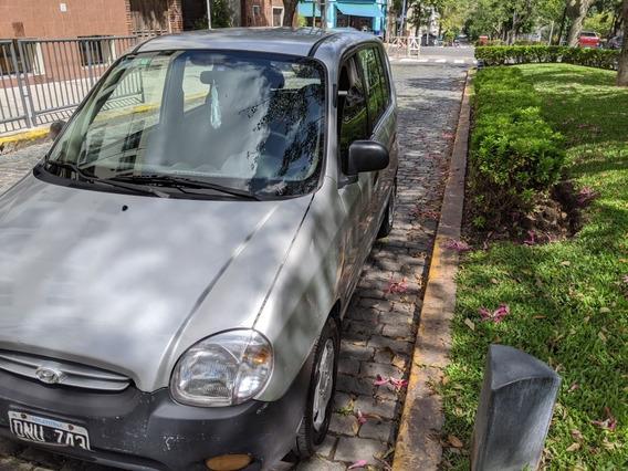 Hyundai Atos 1.1 Gls Aa 2000