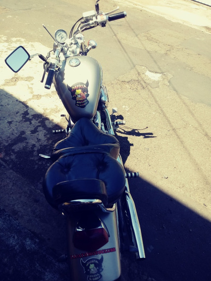 Honda Shadow 2000/01