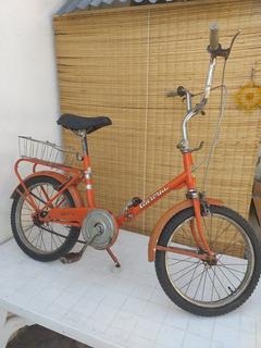 Bicicleta Aurorita, Muy Original Y Linda Rod 16 $15900. Munr