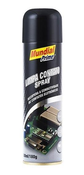 Limpa Contato Mundial Prime Spray 300ml Unidade
