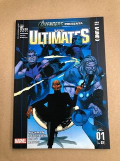 Avengers Los Ultimates- El Mundo- Vol 1 De 2
