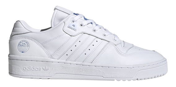 Zapatillas adidas Originals Moda Rivalry Low Hombre Bl/bl