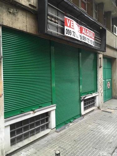 Local Comercial Con Sub Suelo Vazquez Y 18 Usd 100.000