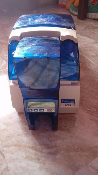 Impresora Datacard Sp-55 Sin Cabezal Ni Fuente De Poder