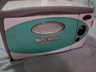 Micro Hornito Easy Bake Sin Accesorios Solo Hornito