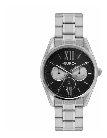 Relógio Euro Analógico Construções Feminino Eu6p79ac/3p