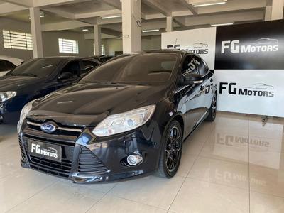 Ford Focus Titanium 2015 Top De Linha