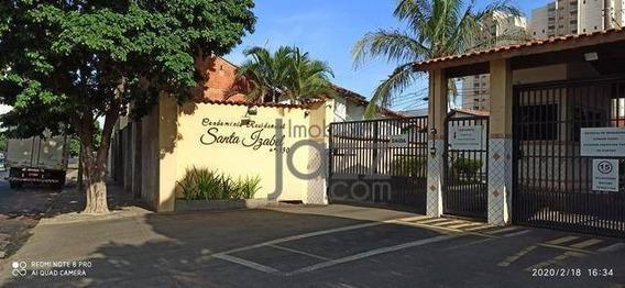 Casa Com 3 Dormitórios À Venda, 85 M² Por R$ 340.000 - Jardim Nossa Senhora De Fátima - Hortolândia/sp - Ca7286