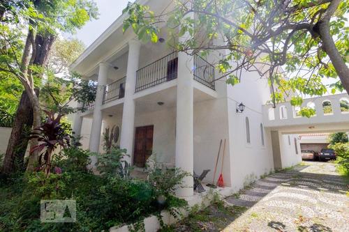 Casa À Venda - Alto De Pinheiros, 4 Quartos,  488 - S893023462