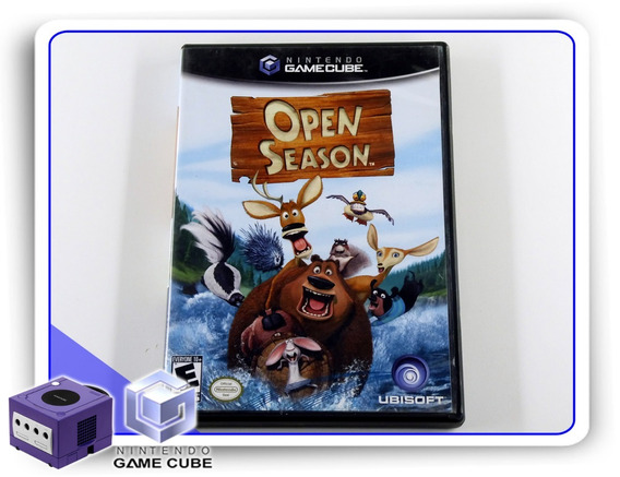 Open Season Original Nintendo Gamecube