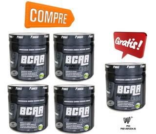 Kit 5x Bcaa Drink 4:1:1 280g - Promoção / Atacado