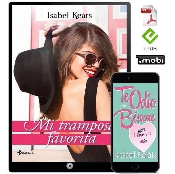 Isabel Keats Coleccion Completa 10 Libros