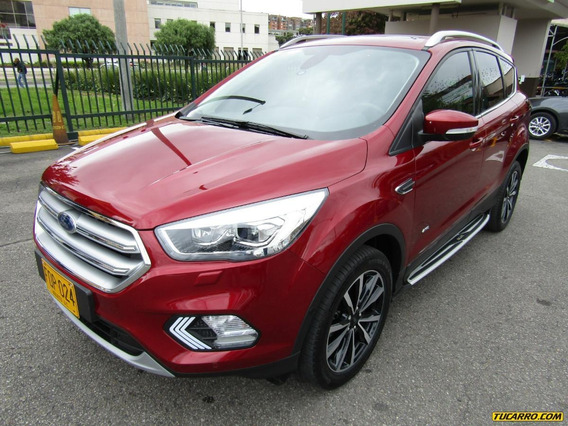 Ford Escape Titanium Tp 2000cc T Aa Ct 4x4