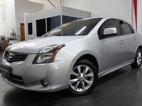 Nissan Sentra 2.0 Sr Flex Aut. 4p