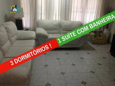 Casa Residencial Para Venda E Locação, Boqueirão, Praia Grande. - Ca0630