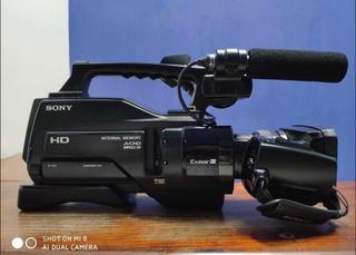 Cámara Sony / Hxr-mc2000 / Muy Bien Cuidada
