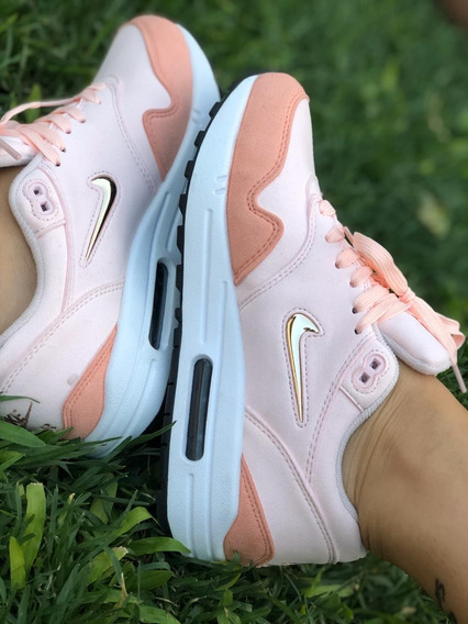Zapatillas Nike Air Max Rosa Mujer
