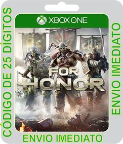 For Honor Standard Edition - Xbox One -código 25 Dígitos