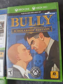 Bully Para Xbox One O Xbox 360, Nuevo Sellado.