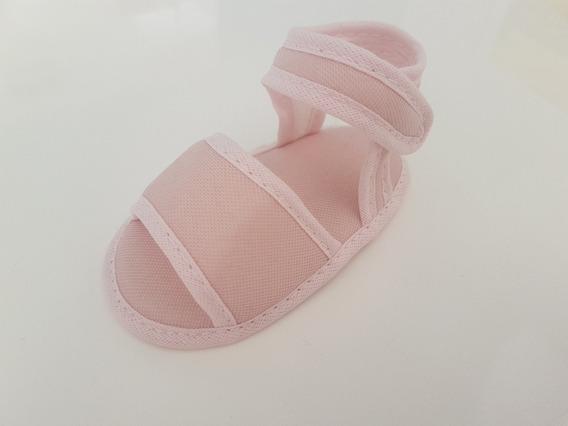 Sapatinhos Sandalia Bebê Menino(a) Recém Nascido Vermelha