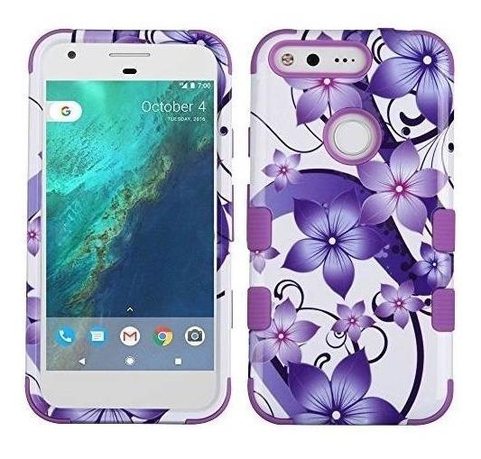 Estuche Para Teléfono Celular Asmyna Para Google Pixel Xl -