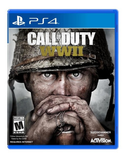 Call Of Duty World War Ii - Ps4 - Fisico