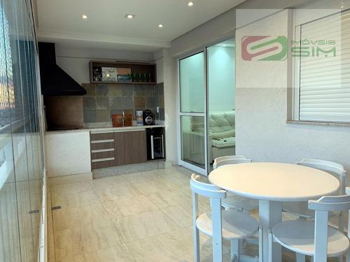 Imagem 1 de 18 de Apartamento Em Centro - São Bernardo Do Campo - 4427