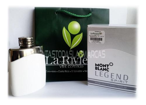 Perfume Mont Blanc Legend Spirit 100 Ml - L a $1330