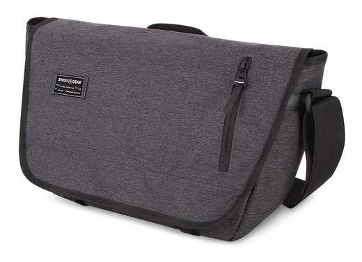 Maletin Swiss Gear Messenger Bag Grey Heather 5302424501