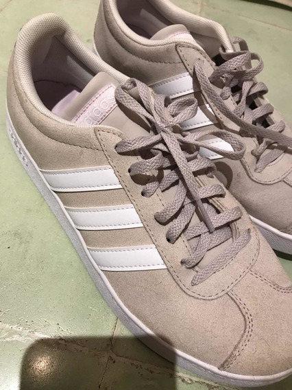 Zapatillas adidas Court 2.0 Talle 39. Solo Tres Usos