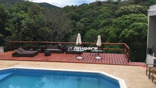 Chácara À Venda, 144 M² Por R$ 400.000 - Pedra Vermelha - Mairiporã/sp - Ch0006