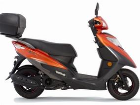 Suzuki Burgman - Lindy 125cc 2019