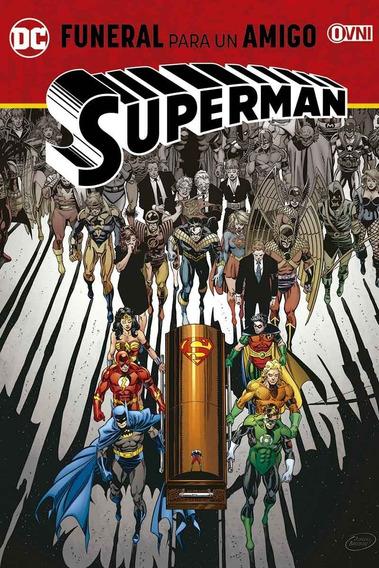 Cómic, Dc, Superman: Funeral Para Un Amigo Ovni Press