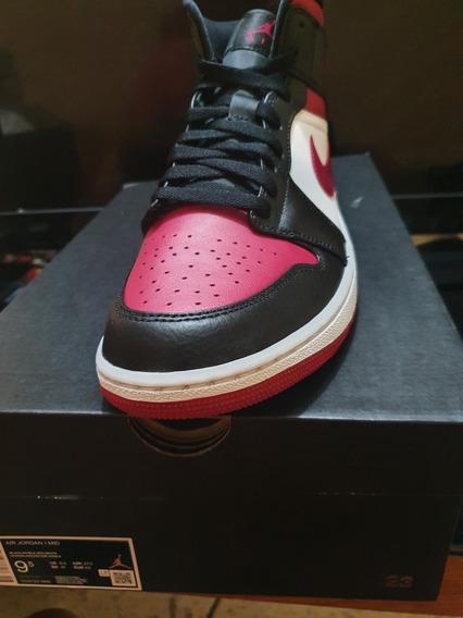 Air Jordan Mid Bred Originales
