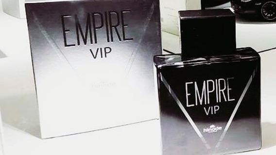2 Unidade Perfume Empire Vip - Hinode - 100ml Cada