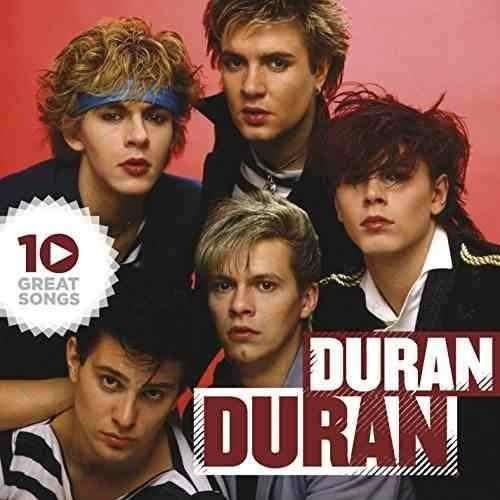 Cd : Duran Duran - 10 Great Songs (cd)