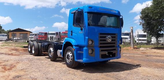 Volkswagen Vw 24280 Bitruck 8x2 No Chassi (doc Carroceria)