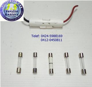 Fusibles Originales De Microondas/ 125v-15amp Y 250v-20amp