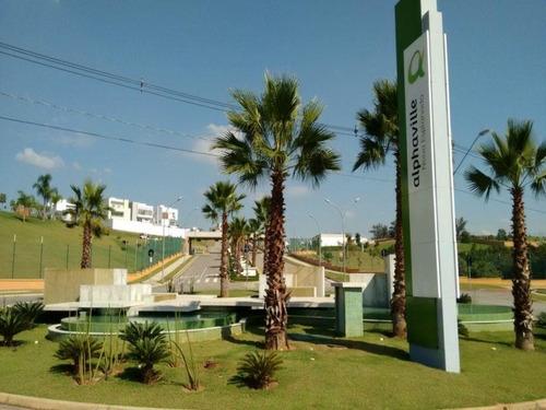 Imagem 1 de 1 de Terreno À Venda, 426 M² Por R$ 330.000 - Alphaville Nova Esplanada I - Votorantim/sp, Próximo Ao Shopping Iguatemi. - Te0015 - 67639670