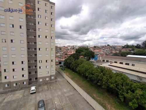 Apartamento Com 2 Dormitórios À Venda, 66 M² Por R$ 200.000 - Jardim Das Indústrias - Jacareí/sp - Ap11852