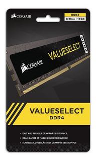 Memoria RAM 16 GB 1x16GB Corsair CMSO16GX4M1A2133C15