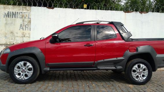 Strada Adventure Cd11/12 Barata! Teto Solar, Banco De Couro.
