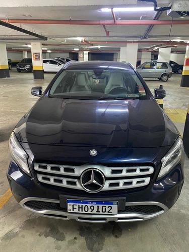 Imagem 1 de 7 de Mercedes-benz Classe Gla 2018 1.6 Advance Turbo Flex 5p