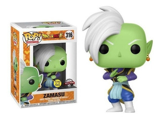 Funko Pop! Dragon Ball Super 316 Zamasu Glow Original
